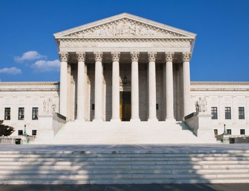 Verizon participants petition SCOTUS on right to sue over de-risking deal