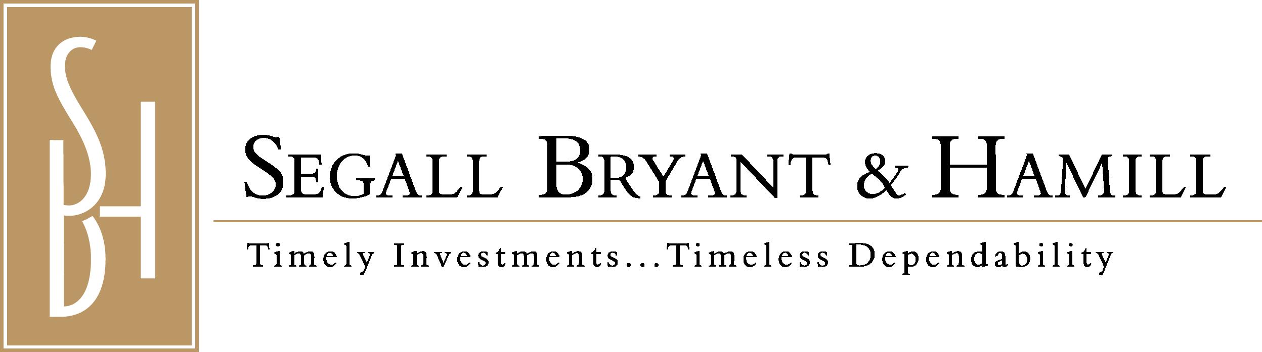 Segall Bryant Hamill Logo