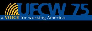 UFCW local 75 Logo