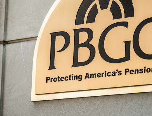 PBGC picks restructuring chief