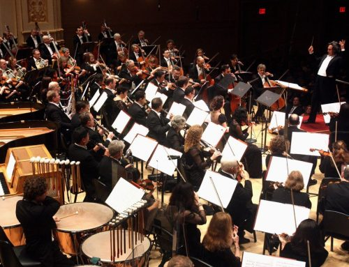 The Chicago Symphony Goes on Strike Over Pension Plan